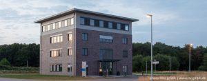 TIS-Tower - Firmensitz des Telematikanbieters TIS GmbH