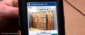Neues Zusatzmodul für die Ladeflächendokumentation | TIS GmbH