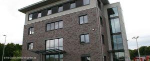 TIS Tower - Firmensitz der TIS GmbH in Bocholt