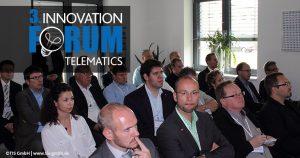 Telematics Forum of TIS GmbH Innomatik 2014
