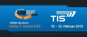 TIS GmbH auf der LogiMAT 2015