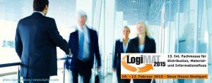 Treffen Sie die TIS GmbH auf der LogiMAT 2015