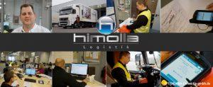 Press Release: himolla Logistik GmbH setzt auf die Telematiklösung PSV3 von TIS