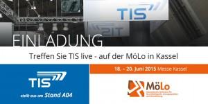TIS GmbH live auf der MöLo 2015 in Kassel