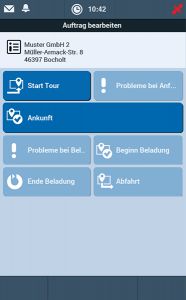 TISLOG Logistik-Software Auftragsbearbeitung |TIS GmbH