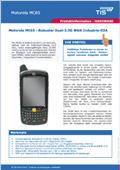 Logistik Hardware Produktdatenblatt Motorola MC65 (seit 2015 Zebra) Downloadvorschau