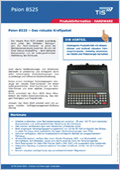 Logistik Hardware Produktdatenblatt Psion 8525 Downloadvorschau