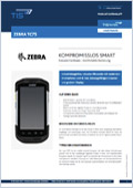 Logistik Hardware Produktdatenblatt Zebra TC75 (bis 2015 Motorola) Downloadvorschau