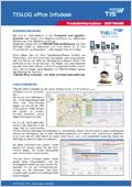 TISLOG office Infodesk Produktinformation Downloadvorschau