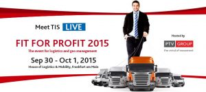 TIS GmbH at Fit For Profit 2015