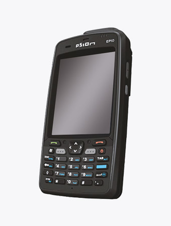 TISWARE Logistik Hardware: Psion EP10 MDE-Gerät mit gutem Preis/Leistungsverhältnis