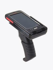 TISPLUTISPLUS Hardware-Zubehör: Scan-Handle für Handhelds der Reihe Dolphin 70E/75E - HalbprofilS Hardware-Zubehör: Scan Handle für Dolphin 70E/75E Halbprofil