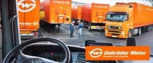 Telematik Anwenderbericht Gebrüder Weiss | Kunde der TIS GmbH