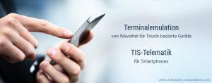 TISLOG Logistik-Software jetzt auch für Smartphones