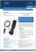 TISPLUS Fahrzeughalterung für Zebra MC95 Datenblattvorschau