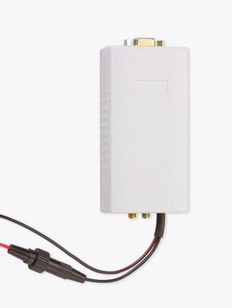 TISPLUS Hardware Zubehör für die Logistik: DECT Carbox Funkmodem für Fahrzeuge mit hoher Reichweite