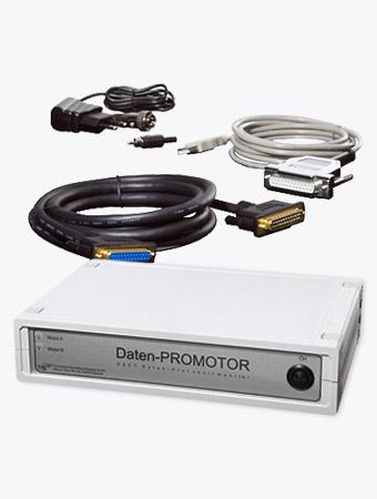 TISPLUS Hardware Zubehör für die Logistik: DECT Daten-Promotor zur Anzeige des DECT Protokolls
