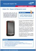 Logistik Hardware Produktdatenblatt Dolphin 70e Downloadvorschau