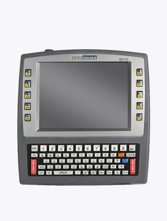 TISWARE Logistik Hardware: Psion 8515 Fahrzeugcomputer