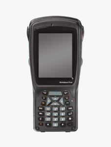 TISWARE Logistik Hardware: Workabout Pro 4 - Der flexible mobile Computer - Kurzversion frontal