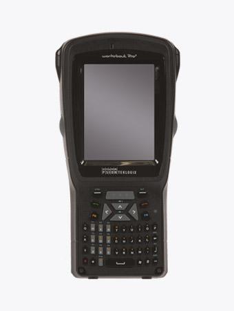 TISWARE Logistik Hardware: Workabout Pro 3 robuster Handheld Computer Kurzversion frontal
