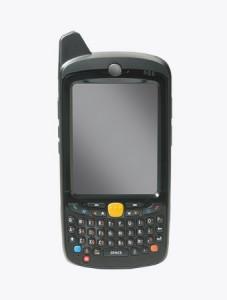 TISWARE Logistik Hardware: Zebra MC55 Handheld Computer (bis 2015 Motorola) für die Logistik