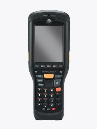 TISWARE Logistik Hardware: Zebra MC95 MDE (bis 2015 Motorola), Flaggschiff der mobilen Industrie-Computer