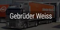Telematik Anwenderbericht Gebrüder Weiss - Kunde der TIS GmbH