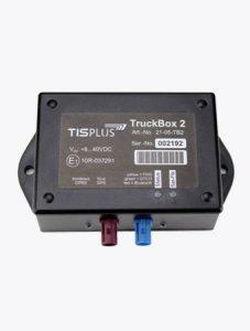 TISPLUS Logistik-Zubehör: Truckbox