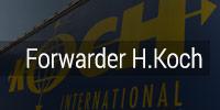 TIS GmbH Telematics Client Case Study forwarder H. Koch