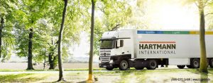Hartmann Ibbenbüren bleibt bei Telematiksoftware und Scannern von TIS