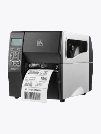 TISWARE Logistik Hardware - Zebra ZT200 Drucker