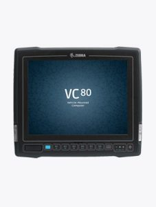 Zebra VC80 Staplerterminal