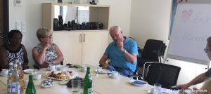 Charity - TIS GmbH bekommt Besuch von Vertretern von Kangala e.V. aus Uganda