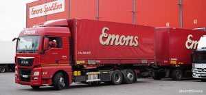 Emons nutzt Logistik-Software TISLOG von TIS