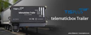 TISPLUS Hardwarezubehör für die Logistik - telematicbox Trailer