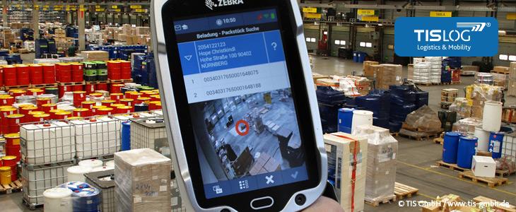 TISLOG Logistik-Software - TISLOG IntraVis