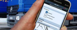 TIS digitalisiert die Abfahrtskontrolle