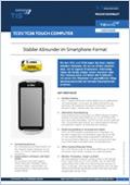 TISWARE Hardware für die Logistik - Zebra TC51/TC56