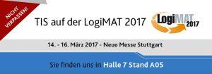 Telematikanbieter TIS GmbH auf der LogiMAT 2017