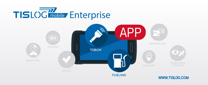 New features in TISLOG mobile Enterprise logistics software