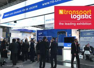 Telematikanbieter TIS GmbH auf der transport logistic 2017