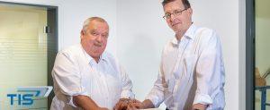 Logistik 4.0 und Industrie 4.0 - TIS CEOs Markus Vinke und Peter Giesekus im Interview mit dem Fachmagazin Vier.Sechs.Drei.