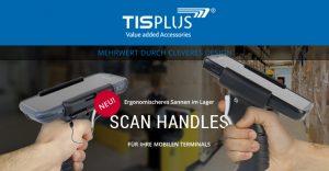TISPLUS Zubehör für die Logistik - Neue Produkte