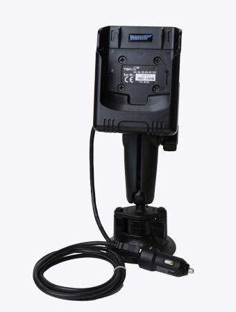 TISPLUS Zubehör für die Logistik: Fahrzeughalterung für Zebra TC51/56