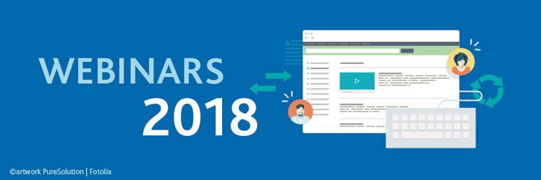 TIS Webinars 2018