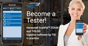 Test the ScanPal EDA50 from Honeywell