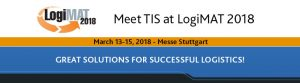 Meet TIS at LogiMAT 2018