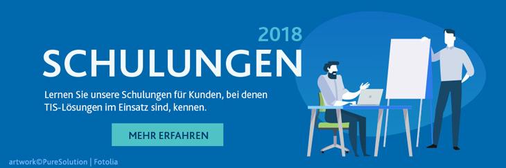 Telematik-Schulungen der TIS GmbH