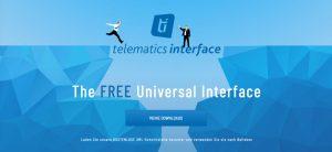 Telematikschnittstelle der TIS GmbH
